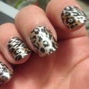 cheetah bling.