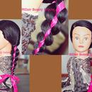 Ribbon Four Strand Braid (Style 1)