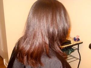 Mid-Length to Long Layered Haircut