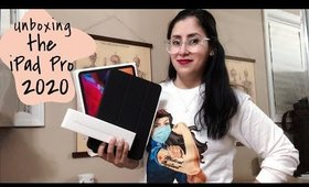 iPad Pro 2020 & Apple Pencil 2nd Gen - Unboxing