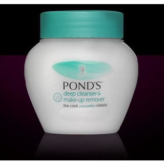 Ponds Cucumber Deep Cleanser