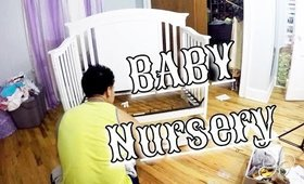 [VLOG] Baby Nursery