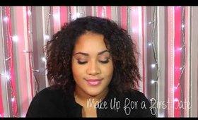 First Date l Flirty Makeup ♡ Mimi La Tigresse
