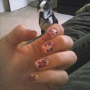 nails. oh and my weirdo dog