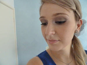 Look from my naked eye tutorial