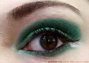 Green with Envy! http://within-my-eyes.blogspot.com/2012/01/green-with-envy.html