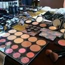 Another MUA display of Motives Cosmetics