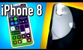 8 Things you didn't know the new iPhone X can do! iPhone 8 hacks!