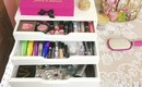 New Makeup Storage System from Michaels