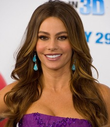 "Sofia Vergara at ""The Smurfs"" Premiere"