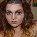 Brown Contouring Makeup