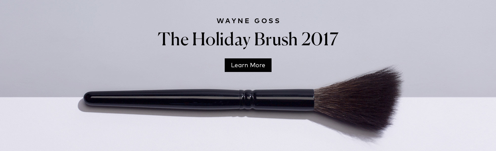 Wayne Goss The Holiday Brush 2017