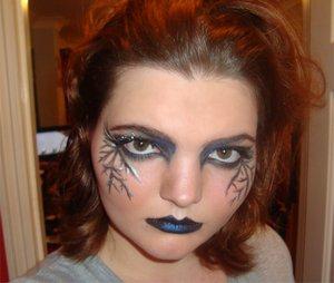 Darkness Makeup