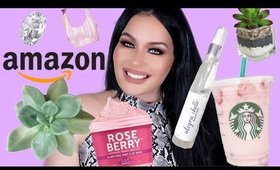 THINGS YOU NEED FROM AMAZON!! Home Decor, Succulents, Fitness, Bras and Beauty 2020