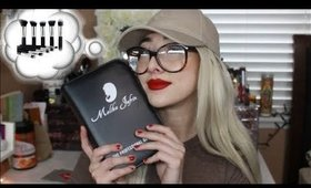 Kabuki Brush Kit Review | Malika Jafrin