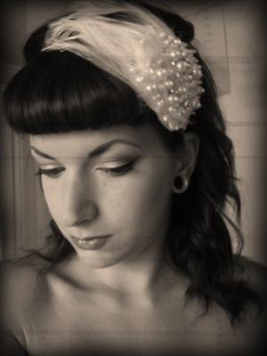 wedding makeup & hair practice
