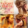 Pancake Braids Tutorial Pt.1