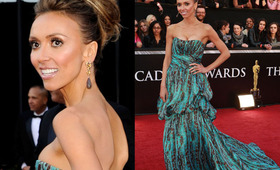 Giuliana Rancic's Red Carpet Makeup Secrets