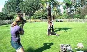 Behind the Scenes- St Annes Gardens