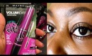 Maybelline The Falsies Big Eyes Mascara First Impressions ♥ Discount June 2013