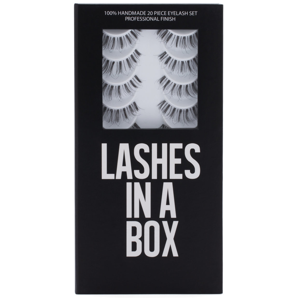 LASHES IN A BOX N°20 product smear.