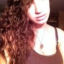 Long curly/wavy hair