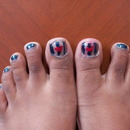 My Toe Nails!