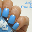 Priti NYC Baby Blue Eyes