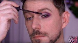 Wayne Goss Tutorial: Mature Eye Shadow