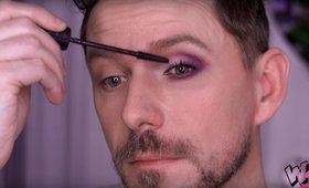 Wayne Goss Tutorial: Mature Eye Shadow