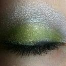 Green/Silver
