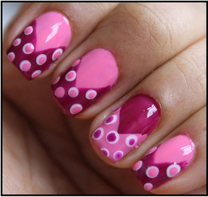Nail art as a concept is very popular and people love to enhance their nails with creative designs and using different art forms.  Source- http://www.stylecraze.com/articles/how-to-do-nail-art-at-home/