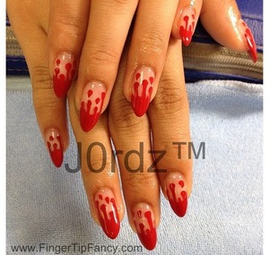 http://fingertipfancy.com/blood-dripping-nails