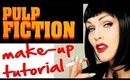 Pulp Fiction Make-Up Look