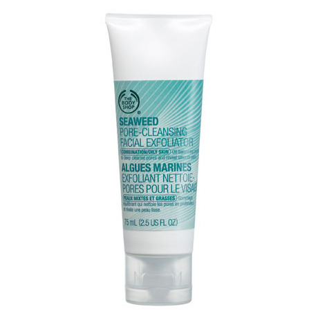 The Body Shop Seaweed Pore Cleansing Exfoliator