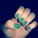 The Perfect Nails For Geeky Girls