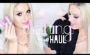 Makeup & Clothing Haul! ♡ LimeCrime & PaganMarieNZ