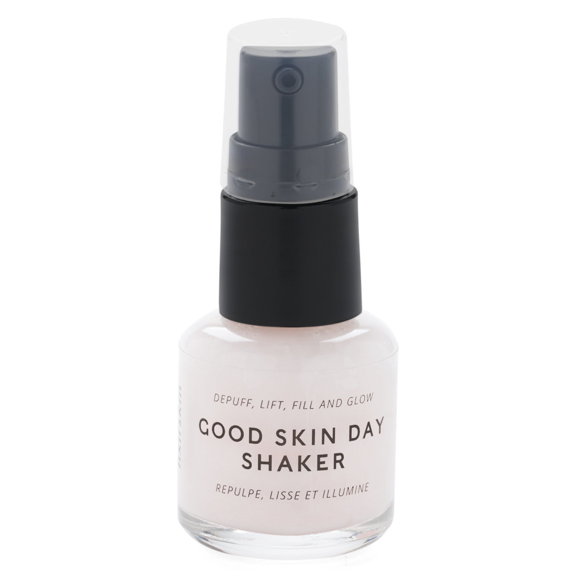 Lixirskin Good Skin Day Shaker product smear.