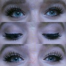 Dramatic False Lashes