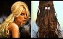 ★GLAM BRIGITTE BARDOT HALF-UP UPDOS HAIRSTYLES | HOMECOMING & EVERYDAY MEDIUM LONG  HAIR TUTORIAL