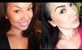 Liquid Foundation Routine for Oily Skin (Mostly Drugstore Products)
