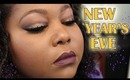 Holiday Makeup: New Year's Eve