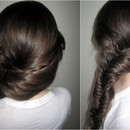 Spring Fishtail Braid
