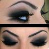 eyes shawdos