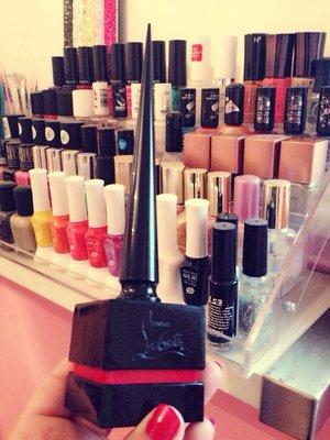 Love this nail polish!!!!