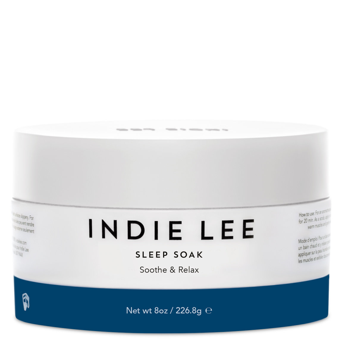 Indie Lee Sleep Soak product swatch.