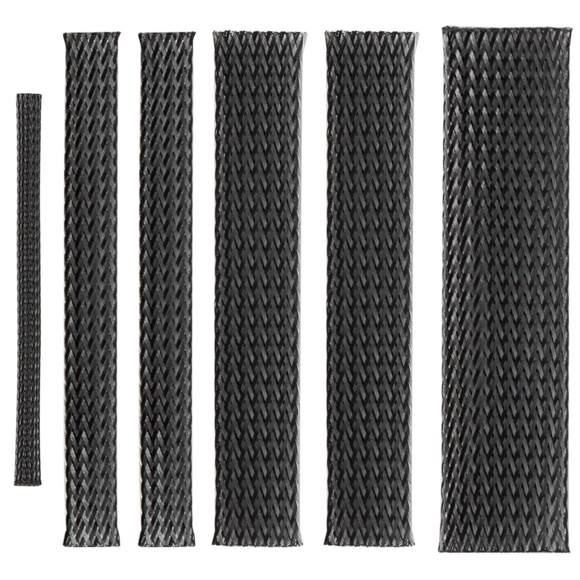 The Brush Guard Variety Pack Graphite product swatch.