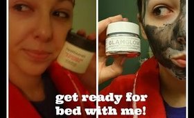GET READY FOR BED WITH ME! NIGHTTIME SKIN ROUTINE | COSMO4CONFIDENCE