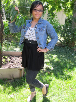 Late Summer/Fall Outfit!