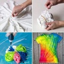DIY t-shirt painting